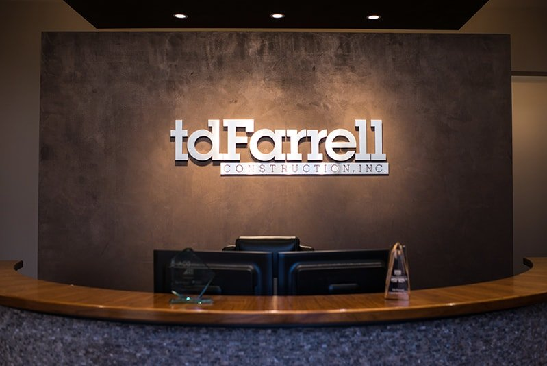 Welcome to T. D. Farrell Construction